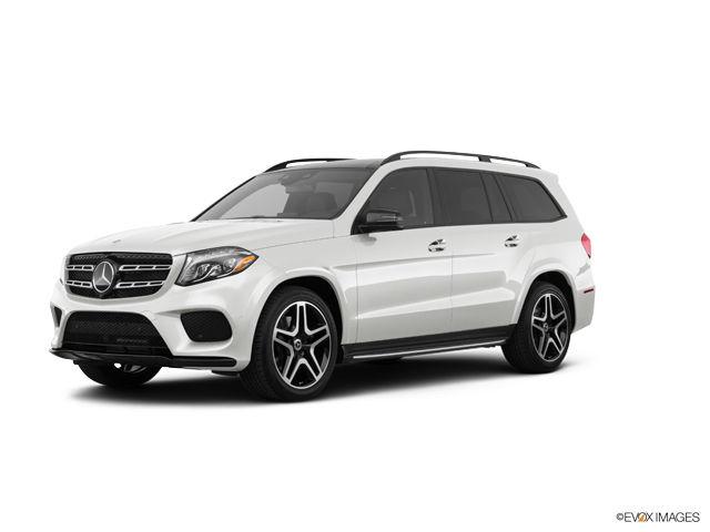 2019 Mercedes-Benz GLS Image