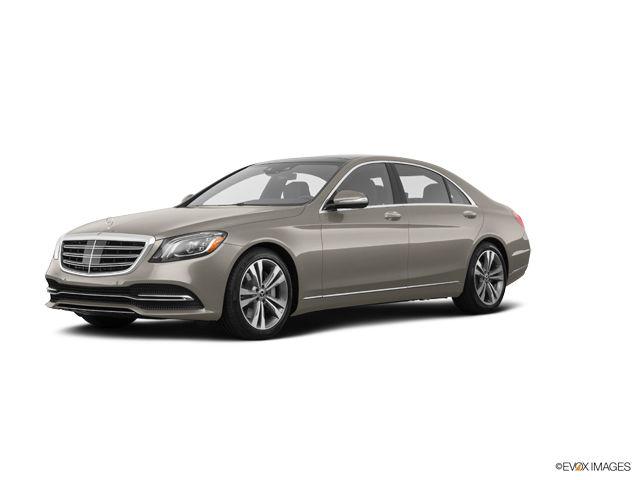 2019 Mercedes-Benz S-Class Image
