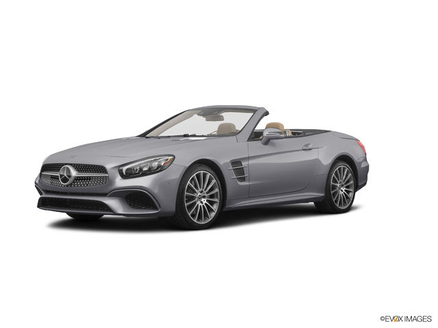 2019 Mercedes-Benz SL Image