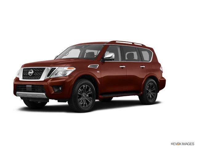 2018 Nissan Armada Image