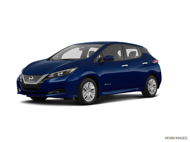 2018 Nissan LEAF Image