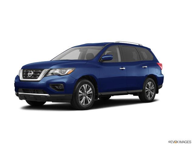2018 Nissan Pathfinder Image