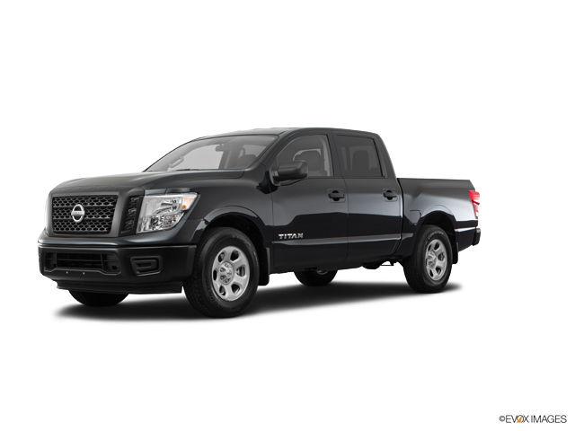 2018 Nissan Titan Image