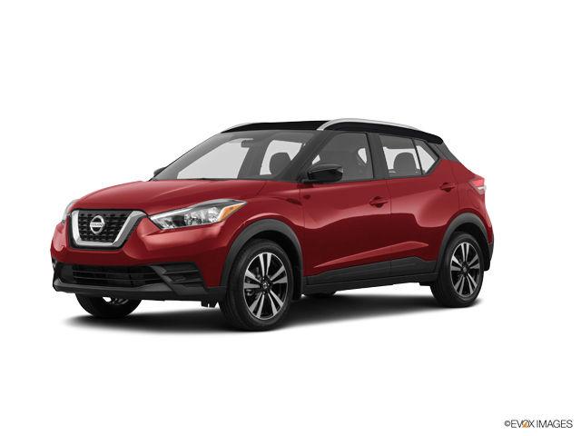 2019 Nissan Kicks Image