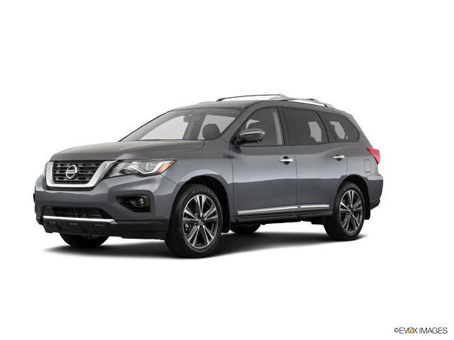2019 Nissan Pathfinder Image