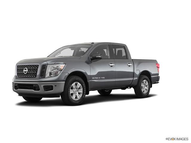 2019 Nissan Titan Image
