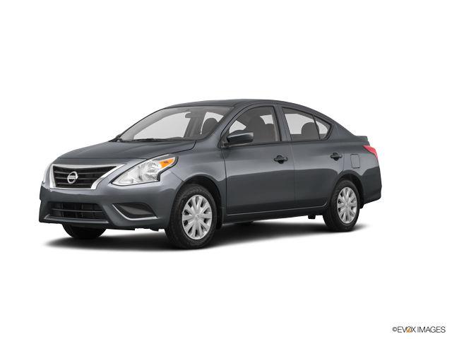 2019 Nissan Versa Sedan Image