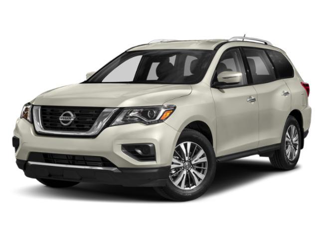 2020 Nissan Pathfinder Image
