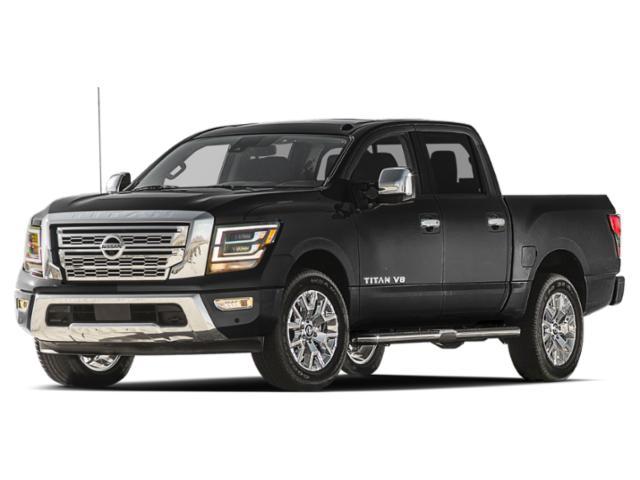 2020 Nissan Titan Image
