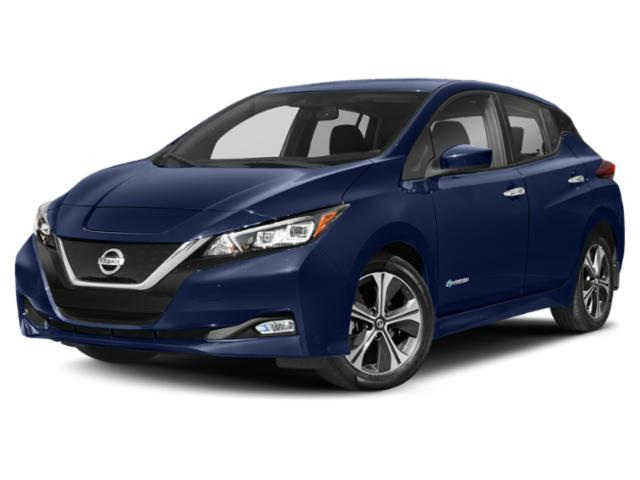2021 Nissan LEAF Image