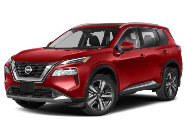 2021 Nissan Rogue Image