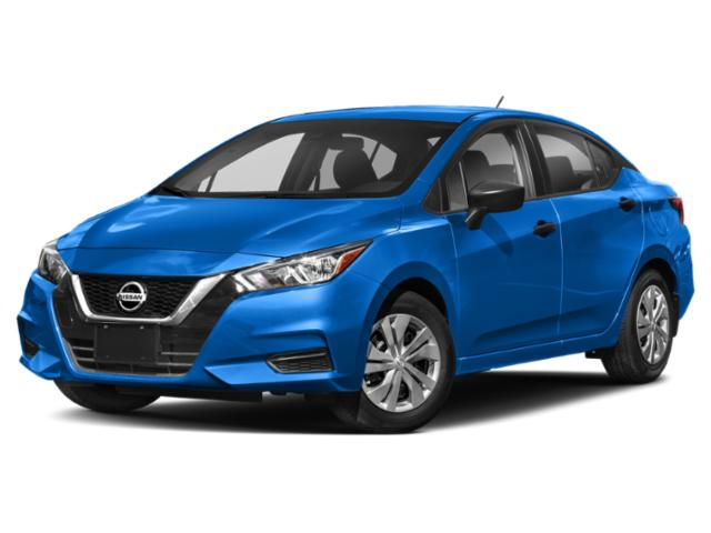 2021 Nissan Versa Image