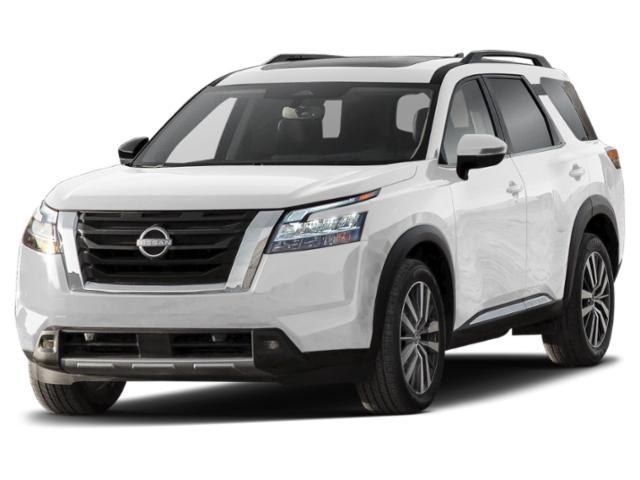 2022 Nissan Pathfinder Image