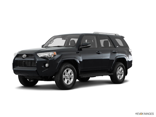 2018 Toyota 4Runner Image