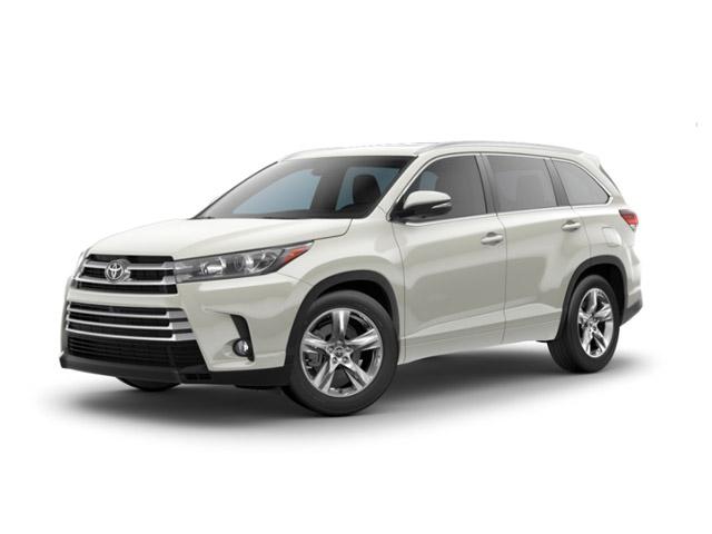 2018 Toyota Highlander Image