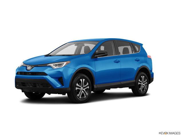 2018 Toyota RAV4 Image