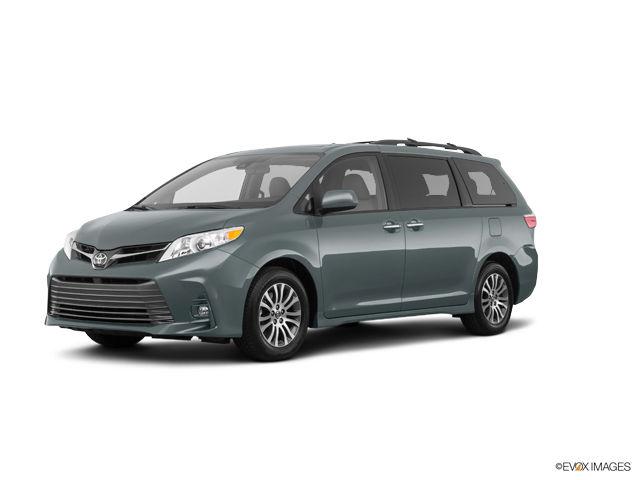 2018 Toyota Sienna Image