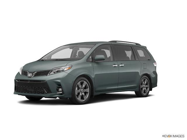 2019 Toyota Sienna Image