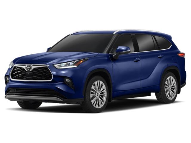 2020 Toyota Highlander Image