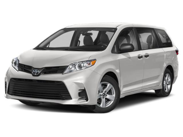 2020 Toyota Sienna Image