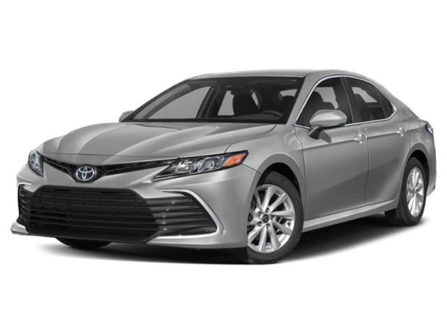 2021 Toyota Camry Image
