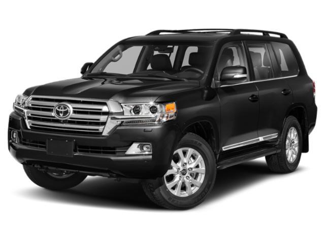 2021 Toyota Land Cruiser Image