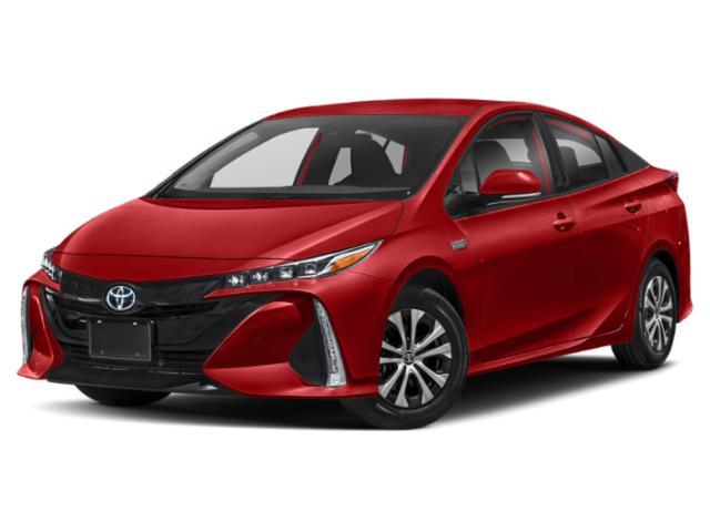 2021 Toyota Prius Prime Image