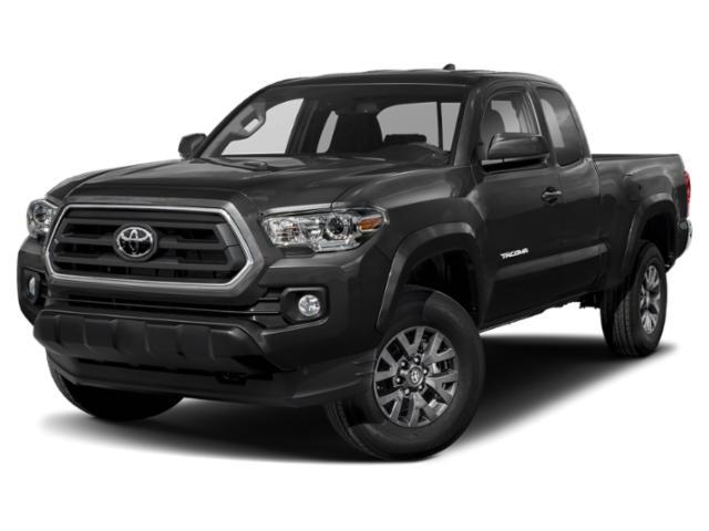 2021 Toyota Tacoma 4WD Image