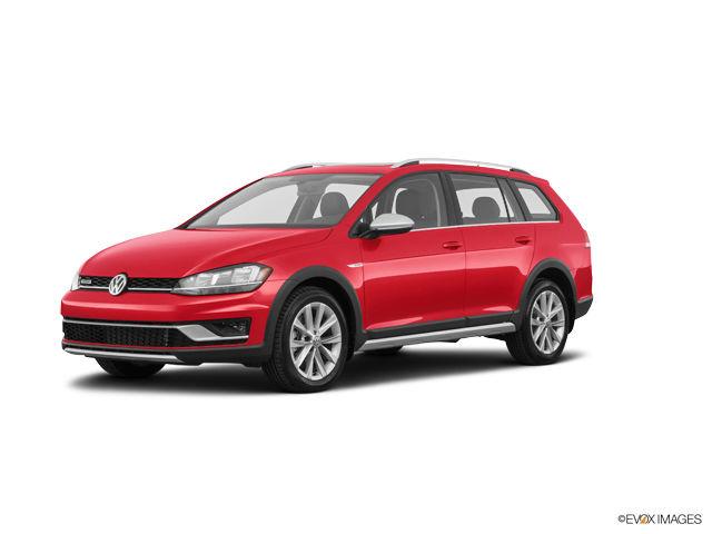 2018 Volkswagen Golf Alltrack Image