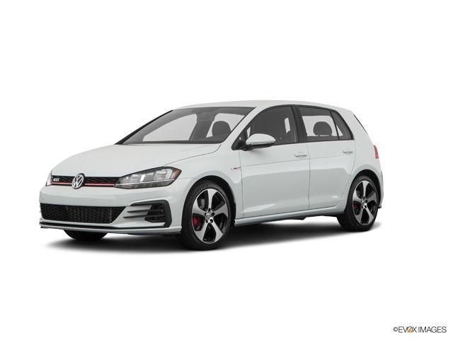 2018 Volkswagen Golf GTI Image