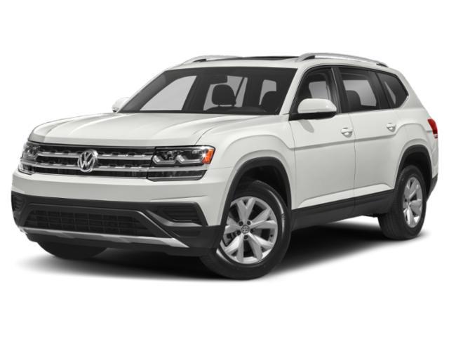 2020 Volkswagen Atlas Image