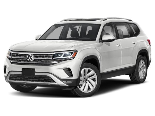 2021 Volkswagen Atlas Image