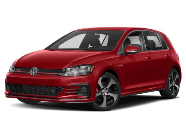 2021 Volkswagen Golf GTI Image