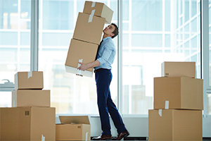 What's included in a job relocation package?