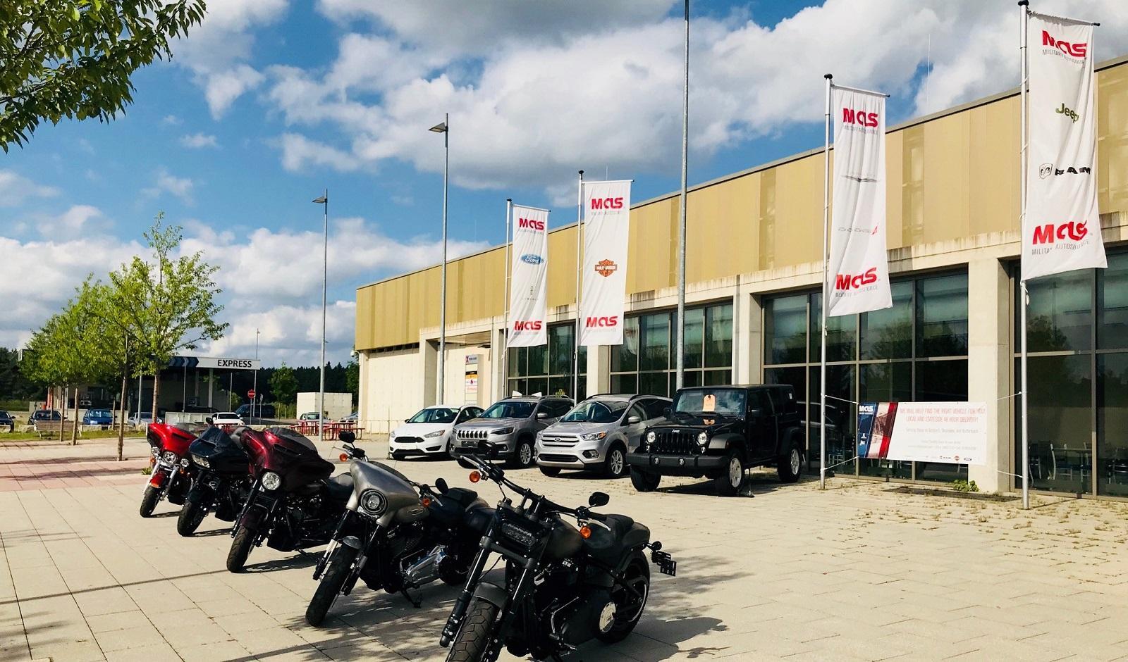 Military Car Lot >> Military Autosource Mas Ansbach On Base