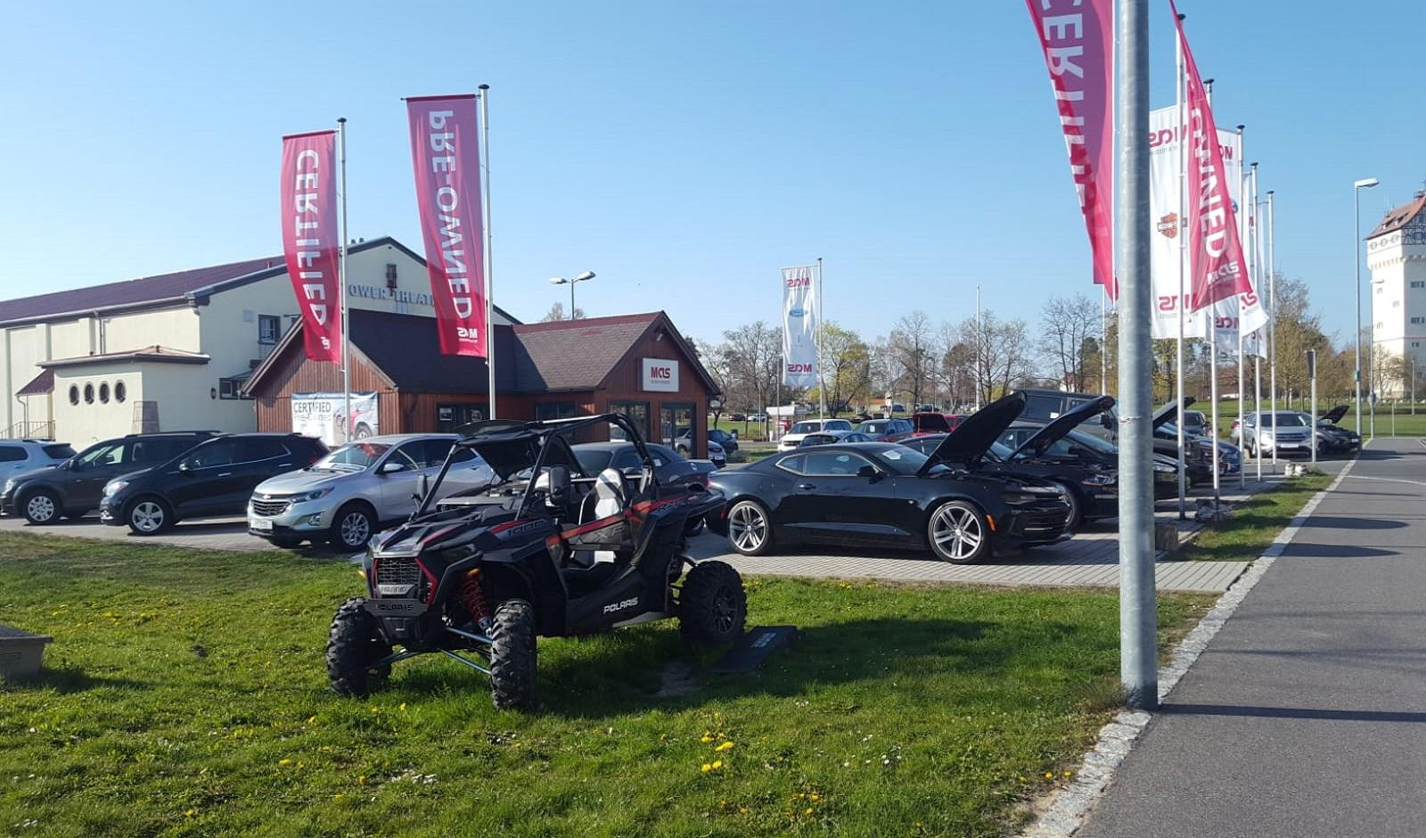 Military Car Lot >> Military Autosource Mas Grafenwohr On Base